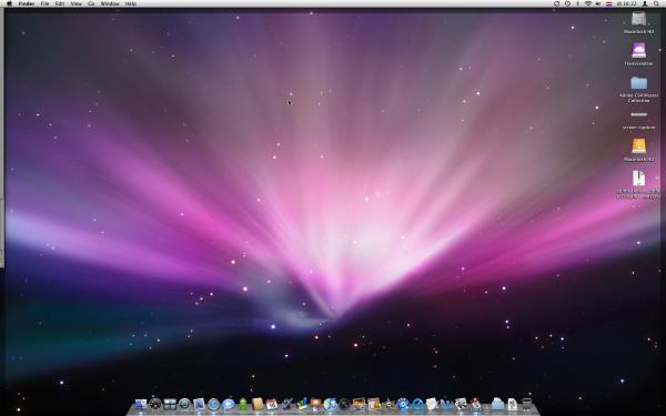 Desktop van Frans